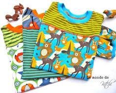 kibadoo woodland fabric lillestoff enemenemeins