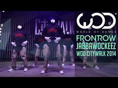 Jabbawockeez | World of Dance Live | FRONTROW | Citywalk 2014 #WODLIVE '14 - YouTube