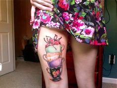 Teacup Tatt, So Cute!!