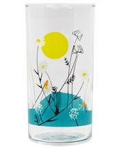 Charley Harper Sunset Glass, Fishs Eddy