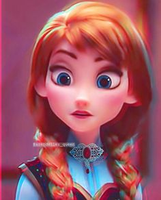 Fan edit of Anna in Wreck It Ralph 2 Anna Disney, Disney Frozen Elsa, Anna Frozen, Disney Magic, Princess Anna, Princess Jasmine, Girls Characters, Disney Characters, Disney Princess Memes