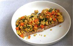 Easy ways to use tofu for vegetarians and vegans (+Scrambled tofu recipe)