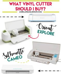 - A girl and a glue gunDiscover Silhouette Cameo vs. - A girl and a glue gunCricut VS Silhouette Which is Better? an uns sponsored opinionCricut VS Silhouette Which