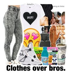 """""""What I'm gonna wear tomorrow"""" by leah143love ❤ liked on Polyvore featuring H&M, Retrò and DOPE"""