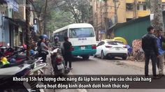 Chỉ sau vài tiếng đồng hồ sau khi thông tin quán bún chả trên xe khách ở đường Phạm Sư Mạnh (Hoàn Kiếm, Hà Nội) lan truyền trên mạng xã hội, lực lượng chức năng đã lập biên bản yêu cầu chủ cửa hàng dừng hoạt động kinh doanh dưới hình thức này.