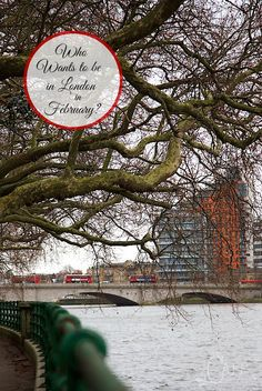 Who Wants to be? - I do! Despite gloomy skies, London in full of charming and beautiful sights at this time of year!