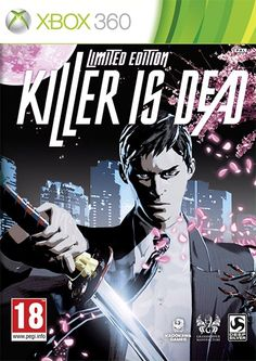 This is the latest action game from SUDA51 and Grasshopper Manufacture, is coming to Xbox 360 and PlayStation 3.  Publisher: Deep Silver Developer: Grasshopper Manufacture Platform: X360 & PS3 Genre: Action Release Date: 30/08/2013 #videogames #action #PS3 #Xbox360