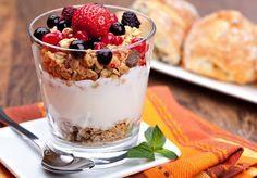 Ma recette de parfait, parfait pour un petit-déjeuner pressé   Maigrir Sans Faim