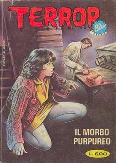 Terror Blu (Volume) - Comic Vine
