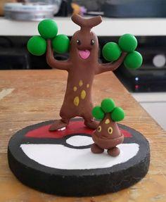 Flareon Pokemon, Clay Pokemon, Pokemon Gifts, Pikachu, Polymer Clay Figures, Polymer Clay Animals, Cute Polymer Clay, Diy Clay, Pokemon Terrarium
