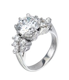 Bridal Ring: 18 Karat Gold or Platinum with White Pear Cut Diamonds - See more at: http://www.bergio.com/collections/bridal-ring-bb1051/#sthash.mA4ZVOyH.dpuf
