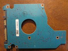 Toshiba MK2565GSX (HDD2H84 F VL01 T) 010 A0/GJ002C 250gb Sata PCB - Effective Electronics #datarecovery #harddriverepair #computerrepair #harddrives #harddriveparts #toshiba
