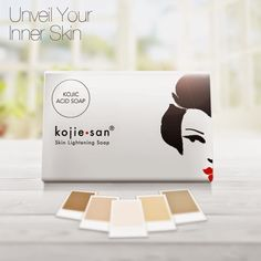 sharon shay: [Review] Kojie San Skin Care Series