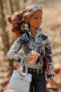 Ooak Barbie Look