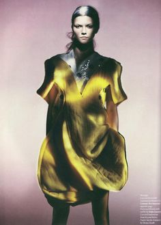 Awesome lighting!  Kasia Struss photographed by Paolo Roversi - AnOther Magazine: Spring/Summer 2008