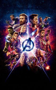 Marvel The Avengers - Infinity War Signed Movie Poster - de marvel endgame de pantalla de avengers de pantalla marvel war de marvel Marvel Avengers, Poster Avengers, Marvel Comics, Hero Marvel, Films Marvel, Avengers Film, Avengers Humor, Marvel Movie Posters, Avengers Cast