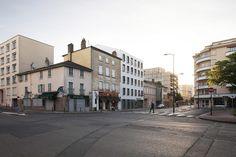 SEGOND-GUYON · New Police Headquarter's in Villefranche sur Saône / Segond-Guyon Architectes