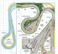 mr - track plans - Bing images