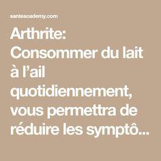 Arthrite: Consommer du lait à l'ail quotidiennement, vous permettra de réduire les symptômes de l'arthrite, l'inflammation et la douleur. Insomnie – le lait d'ail réduit les troubles du sommeil, grâce aux propriétés apaisantes de l'ail. Toux – Si vous combinez le curcuma avec ce mélange vous aurez une boisson excellente pour le traitement de la […]