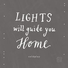 nib letters ... using our values as guides | KARMOMO #coldplay