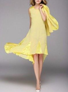 Jerry T 2 Piece Yellow Dress Suit 2X 24 SR 7047