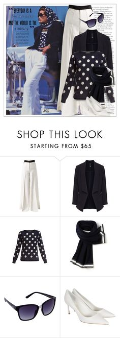 """""""100% Stylish"""" by breathing-style ❤ liked on Polyvore featuring Racil, Manon Baptiste, Rumour London, Lacoste, Laundry by Shelli Segal and Christian Dior"""