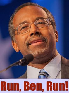 "This is the official website of National Draft Ben Carson for President Committee. ... Join us on Facebook! Tell Dr. Carson: ""Run Ben Run!"""