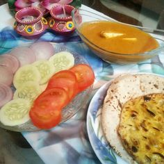 Indian traditional homemade food