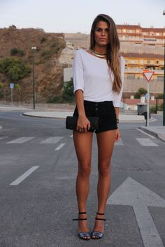 Sophisticated shorts - cute photo