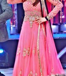 Buy Madhuri Dixit IN PInk Kalidar SALWAR bollywood-salwar-kameez-online online
