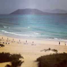Corralejo Beach, Fuerteventura