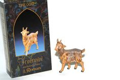 Fontanini  The Goat  Roman  1992  Nativity Set  by CocoRaes