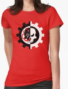 Quest for Knowledge Womens Fitted T-Shirt