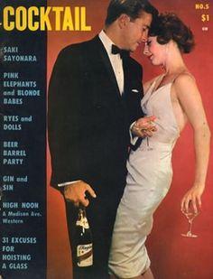 Cocktail magazine, 1959