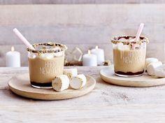 Kampvuur marshmallow-cocktail -Libelle Lekker