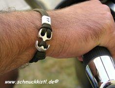 Herrenarmband von www.Schmuckkistl.de auf DaWanda #bracelet