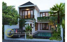 Jasa Arsitek Desain Villa Ibu Dewi