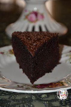 Dapur Mamasya: Black Beauty Coklat Cake lagi...mudah dan moist