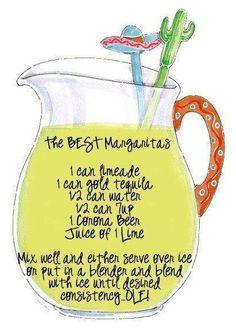 Best Margaritas