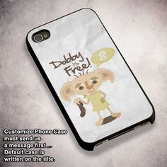 Dobby Socks - For iPhone 4/ 4S/ 5/ 5S/ 5SE/ 5C/ 6/ 6S/ 6 PLUS/ 6S PLUS/ 7/ 7 PLUS Case And Samsung Galaxy Case