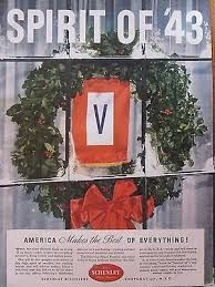 wwII christmas wreaths - Google Search
