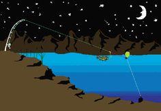 montage ligne peche | Pêche à la bouée