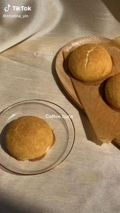 Do you like coffee flavored bread? Watch this Easy Coffee Buns Recipe Food TikTok by @christina_yin and start making this at home for breakfast #food #baking #coffeebun #coffee Kids Cooking Recipes, Fun Baking Recipes, Snack Recipes, Unique Recipes, Sweet Recipes, Food Tasting, Aesthetic Food, Saveur, Food Cravings