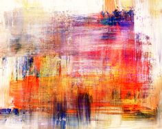 Eazywallz  - Abstract painting Wall Mural, $107.39 (http://www.eazywallz.com/abstract-painting-wall-mural/)
