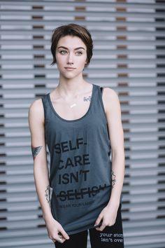 Self-Care Tank