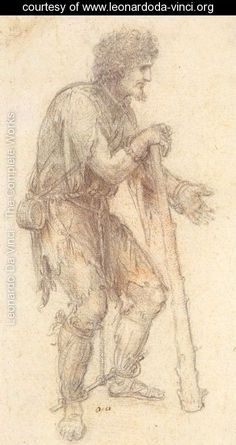 Prisoner - Leonardo Da Vinci - www.leonardoda-vinci.org