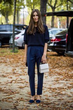 d0c1250cc 14 trucos de moda para parecer más delgada. Como Parecer Mas DelgadaComo  Vestir ...