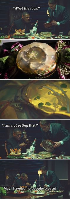 Hannibal edit. By ixilecter