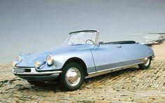 1958 Citroen DS Convertible