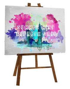 """→ TOP SET mini summer refresh!"" by sky-fxll-of-stars ❤ liked on Polyvore featuring art, caitlinssummerrefresh and caitlinstopsets"